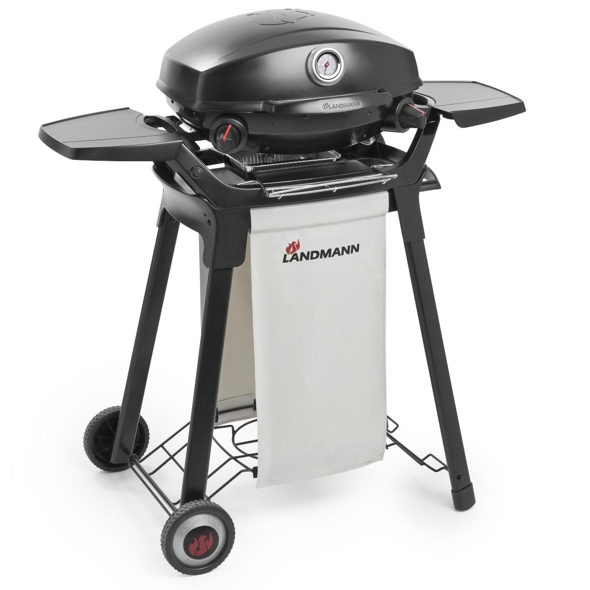 landmann 12071 pantera gas barbecue 2 burner bbq cooking. Black Bedroom Furniture Sets. Home Design Ideas