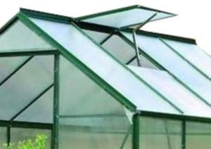 1140 x 617 x 4mm Sheet for Gardman Greenhouse Roof Preview