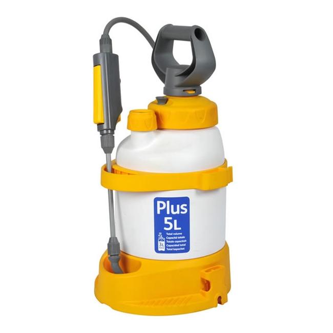 Hozelock 5 Litre Pressure Sprayer Plus 4705 Garden Spray