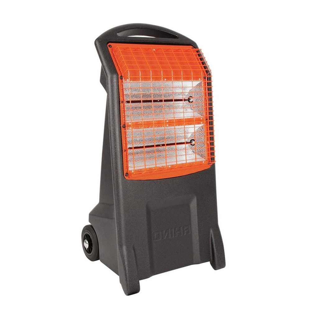 Rhino Tq3000 Portable Electric Heater With One Element