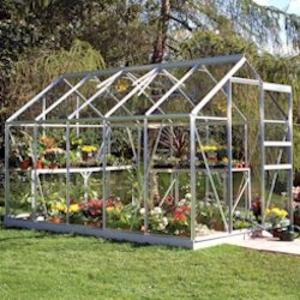 Halls Popular 10x6 Greenhouse Preview
