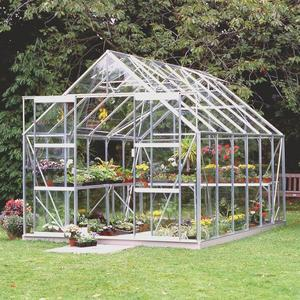 Halls Magnum 12x8 Greenhouse Preview