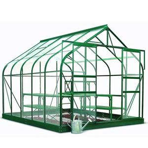 Supreme 10ft x 8ft Wide Greenhouse Preview