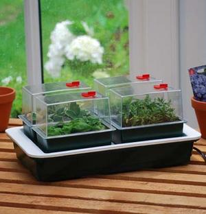 Fab 4 Electric Propagator Preview