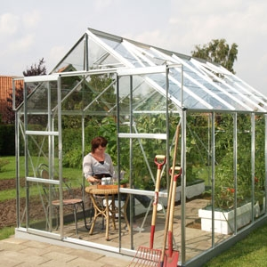 Vitavia Jupiter 9900 8'x12' Greenhouse Preview