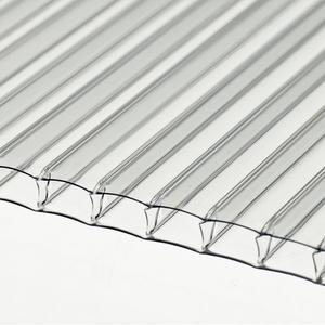 2ft x 4ft x 4mm Twinwall Polycarbonate (610 x 1220mm) Preview