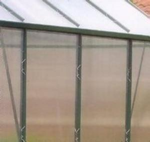 1215 x 617 x 4mm Polycarbonate Sheet for Gardman Greenhouse Preview