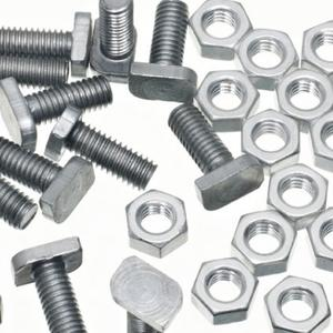 11mm Greenhouse Crop-Head Bolts & Nuts (15) Preview