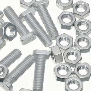 22mm Greenhouse Crop-Head Bolts &amp; Nuts (15) Preview