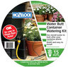 View Item Hozelock Water Butt Watering Kit for 15 Pots (2816)