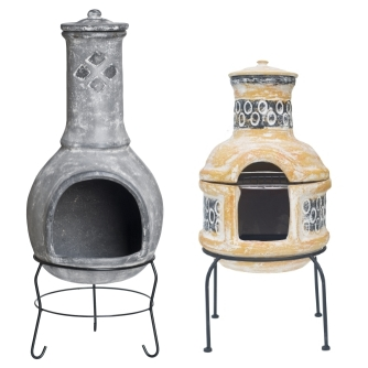 Clay Chimeneas