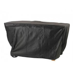 4 Burner flatbed BBQ cover Preview