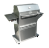 View Item Kentwood Colonial BBQ Grill Stainless Steel