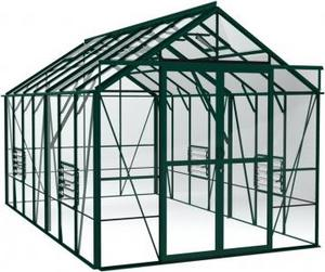 Extra Strong Hercules Blenheim Greenhouses Preview