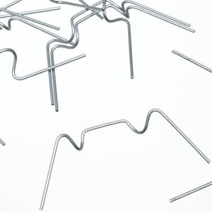 Galvanised Wire Greenhouse Glazing Clips Preview