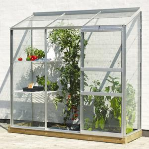 Vitavia Ida 1300 2ft x 6ft Lean-to Greenhouse Preview