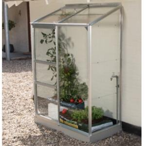Vitavia Ida 900 2ft x 4ft Lean-to Greenhouse Preview