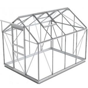 Simplicity Stramshall 6 x 8 Greenhouse Preview