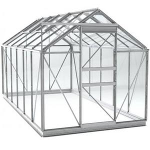 Simplicity Stramshall 6 x 12 Greenhouse Preview