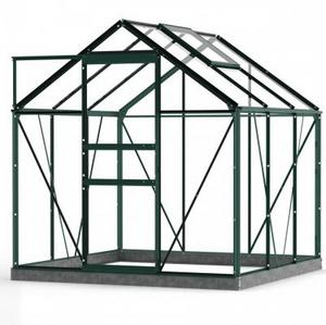 Simplicity Classic 6 x 6 Greenhouse Preview