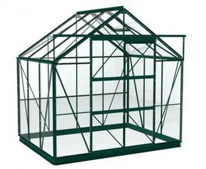 Simplicity Stableford 8 x 6 Greenhouse Preview