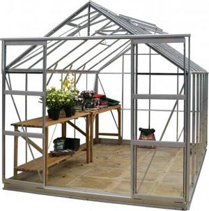 Simplicity Stableford 8 x 12 Greenhouse Preview
