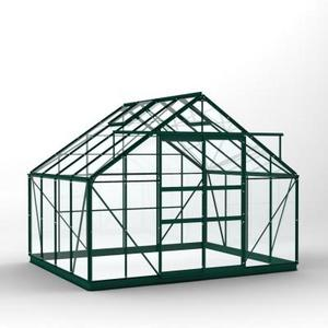 Simplicity Shrewsbury 10 x 8 Greenhouse Preview