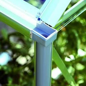 Vitavia Greenhouse Rainwater Downpipes Preview