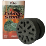 View Item 6x Cobblestones - Briquette Fuel for Cobb Premier