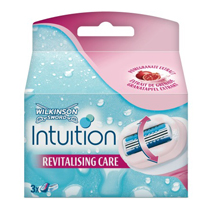 Wilkinson Sword Intuition Revitalising Care Blades (x6) Enlarged Preview