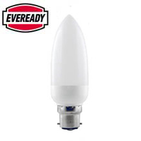 Eveready 7W SMALL Bayonet Energy Saving Lamp 240V Enlarged Preview