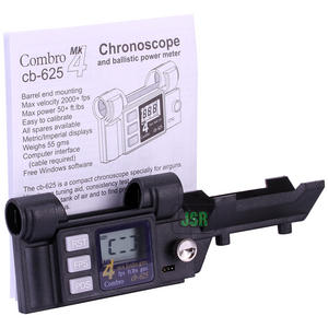 Combro CB-625 CB625 Air Rifle Chronograph Chronoscope Mk IV Model Preview