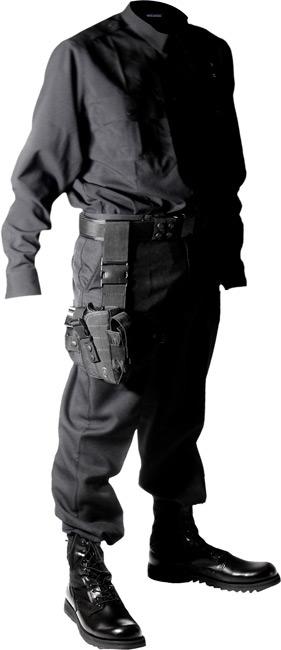 leg holster:
