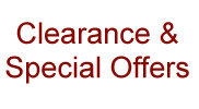Special Offers / Clearance