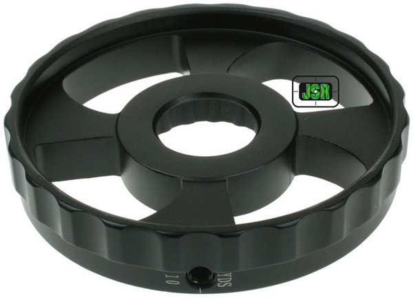 View Item Leapers SWAT 80mm Large Sidewheel SCP-SW080-A