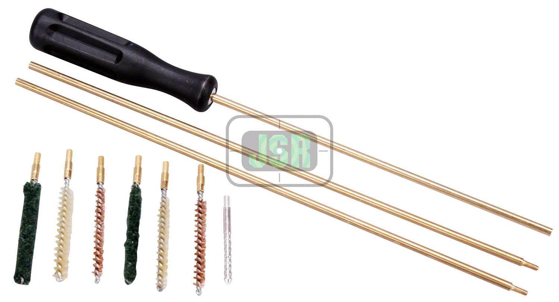 Cleaning Barrel With Nylon Brush Procedure 116