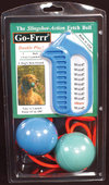View Item Go-Frrr GoFrrr Thrower Singshot Action Dog Fetch Ball Dummy Kit MEDIUM