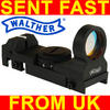 View Item Walther Competition Red Dot Sight 11 Brightness Level (Weaver Picatinny 11mm) 2.1016