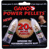 View Item Gamo Power Raptor Lead Free Airgun Rifle Pellets .22 50 Pack Gold Plated PBA