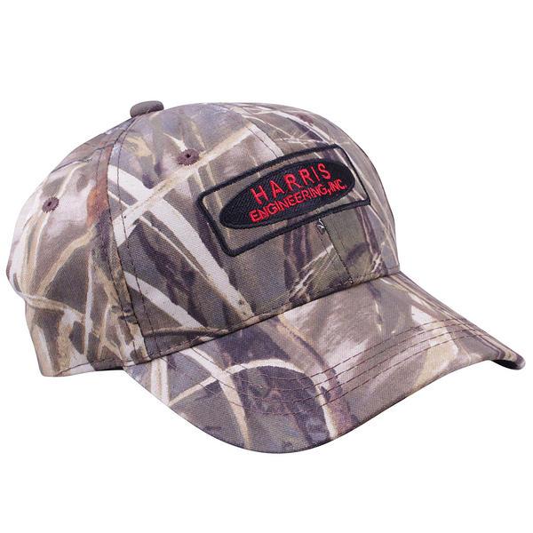 View Item Harris Engineering Realtree MAX-4 Camo Baseball Cap Hat Airgun Shooting Rifle