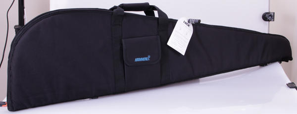"""View Item Hammerli Rifle Case Black 48"""" With Combination Lock 5.8059"""