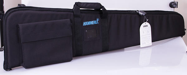 """View Item Hammerli Rifle Case Black 40"""" With Combination Lock 5.5024"""