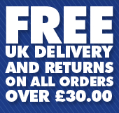 Free delivery over &pound;30