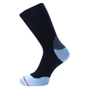 1000 Mile Fusion Running Socks - Black (2028B) Preview