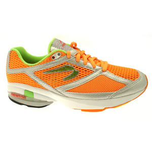 Newton Gravity Womens Running Shoe (00210 / Orange/Lime) Preview