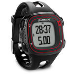 View Item Garmin Forerunner 10 GPS Sportswatch - Black/Red