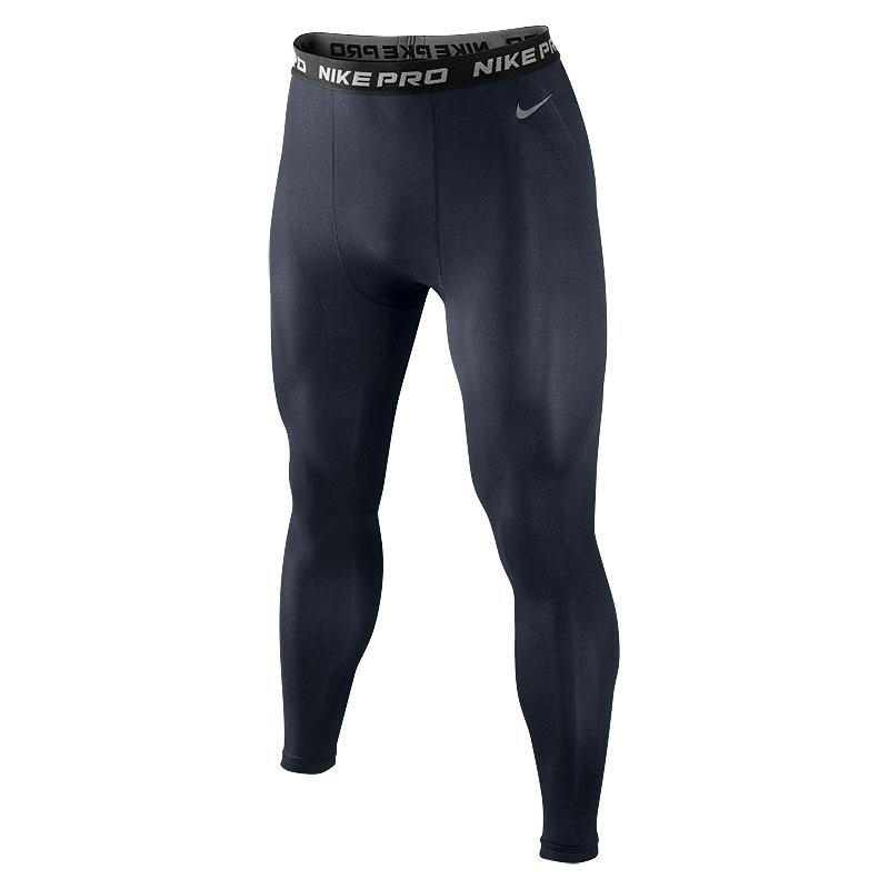 Nike-Mens-Compression-Running-Sports-Tights-Leggings-Black-Grey-Large ...