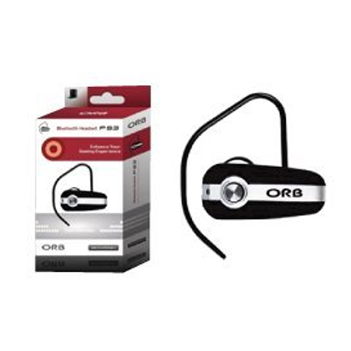 BRAND NEW ORB BLUETOOTH HEADSET FOR PS3 5060060330528