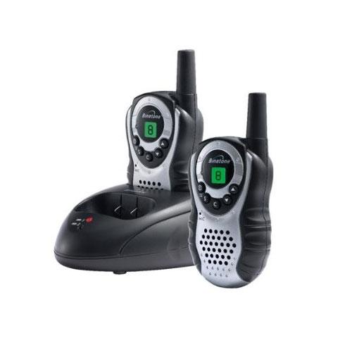 new binatone latitude 150 walkie talkie two way radios 5km range in silver 5012786152021 ebay