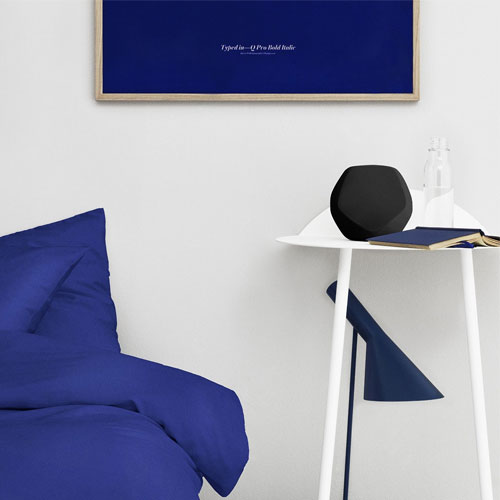 NEW B&O PLAY BY BANG & OLUFSEN BEOPLAY S3 WIRELESS BLUETOOTH SPEAKER - BLACK